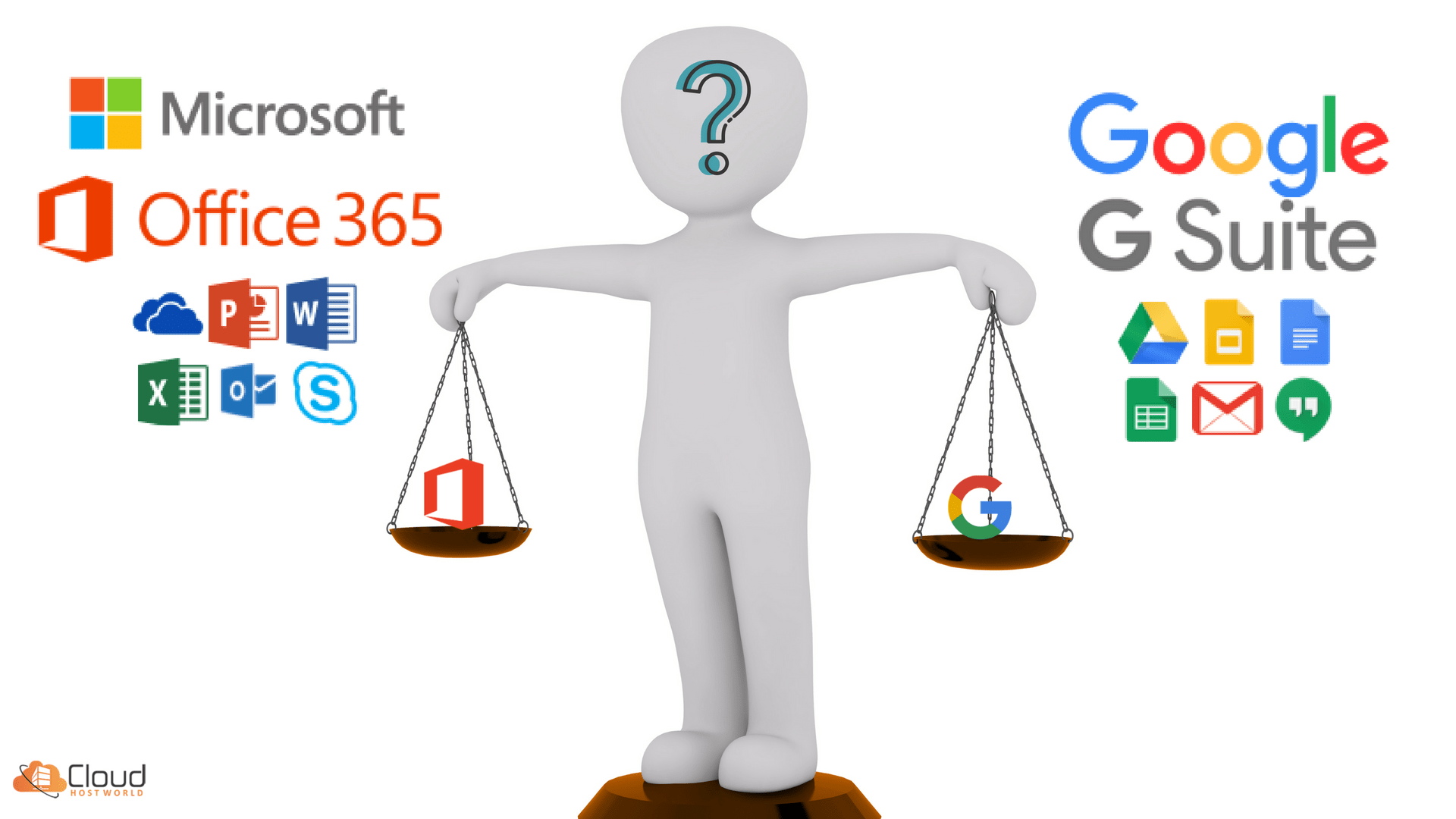 Office 365 Vs G Suite : Opt The Best For Your Business 1