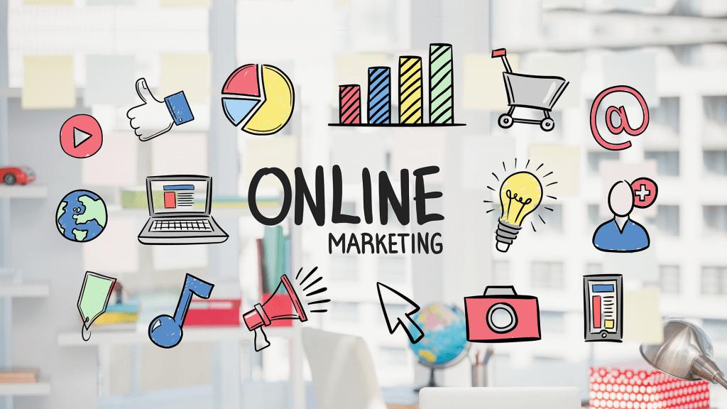 Online Marketing - Digital Marketing