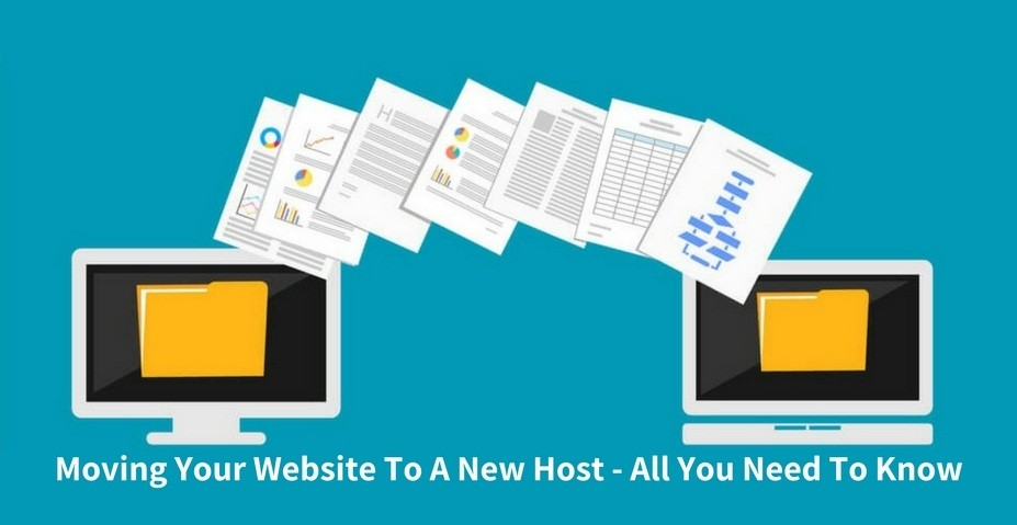 Moving to a New Web Hosting Provider 1