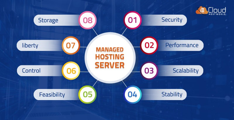 Fully Managed Hosting Server Features - CloudHostWorld