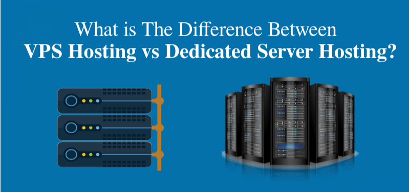 Key Differentiators of VPS and Dedicated Server Management 1