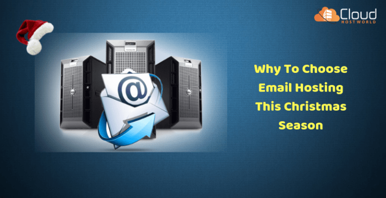 Why To Choose Email Hosting This Christmas Season ?