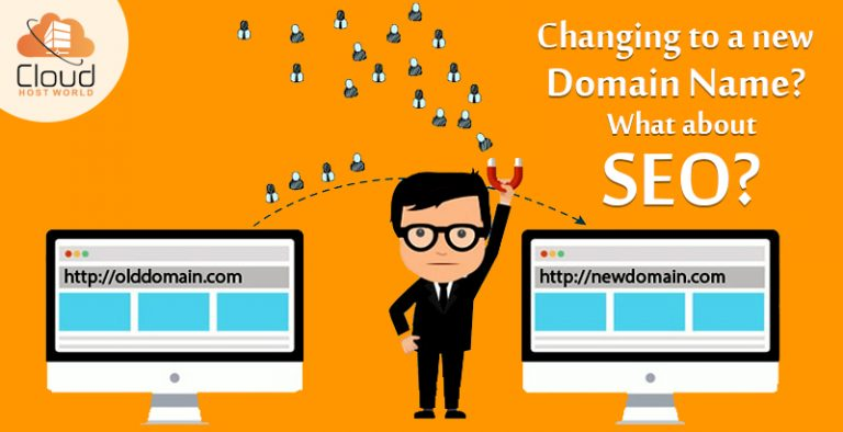 changing to new domain name>what about SEO