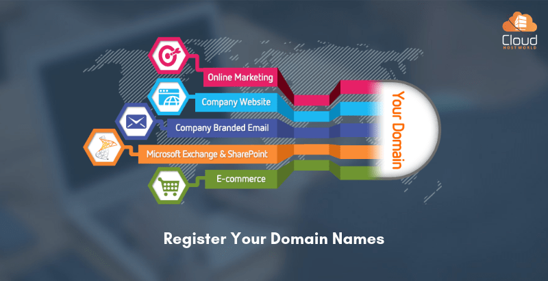 Register Your Domain Name With Web Hosting Provider