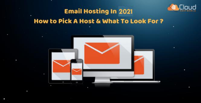 Email Hosting - 2021