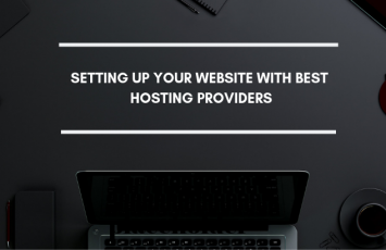Setting up website with best hosting provider