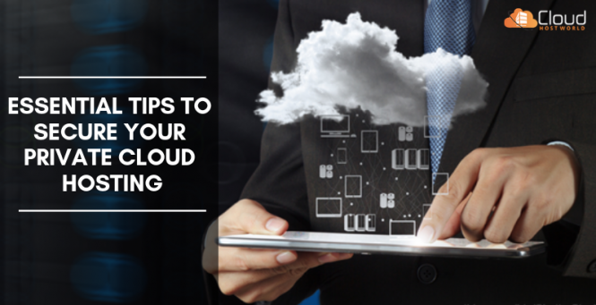 Essential tips to secure private cloud server