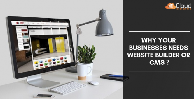 Why Your Businesses Needs-Website Builder Or CMS
