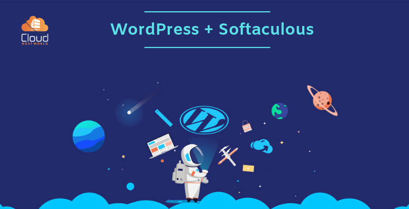 wordpress softaculous