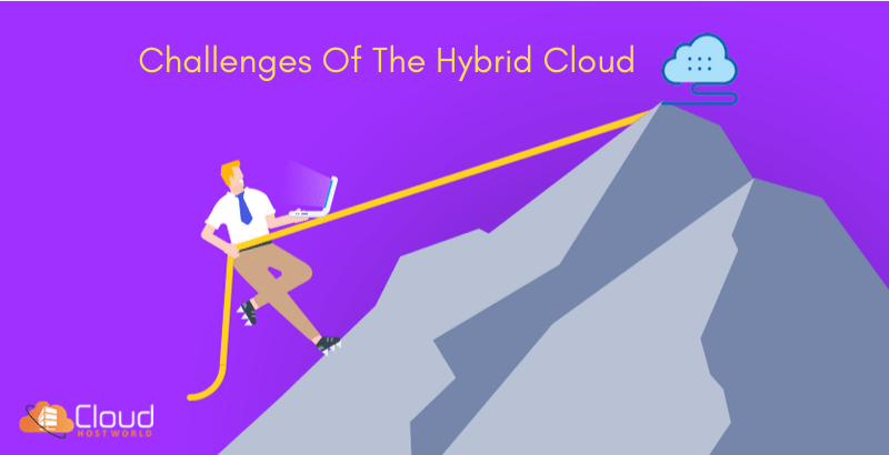 Challenges Of The Hybrid Cloud Computing