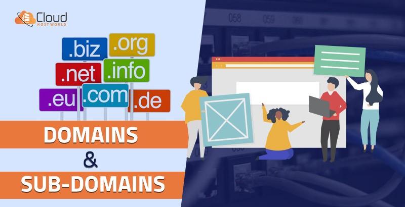 Domain and Sub Domain